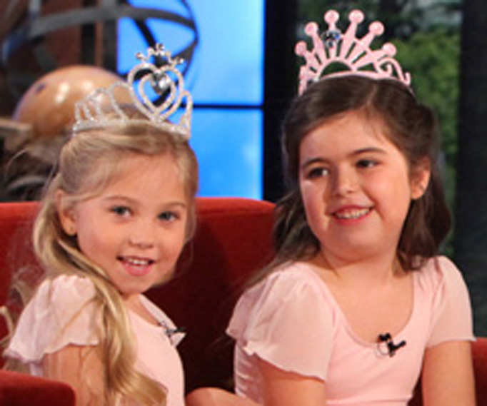 Why I Love Sophia Grace and Rosie