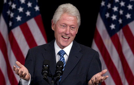 Bill Clinton-Charismatic Not Credible