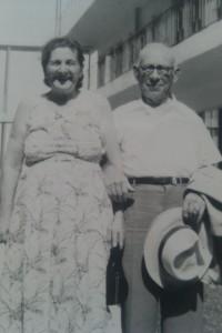 Bubbi and Zaydee