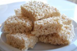 rice-krispie -treats